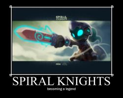 spiral knights by patapon-tj