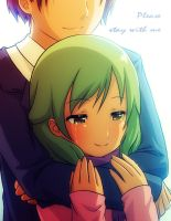 Stay with Me... by Mikeinel