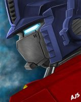 Optimus Prime 03 by AJSabino