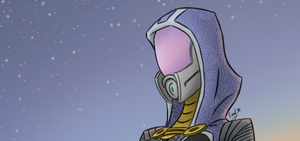 Tali star side by fakefrogs