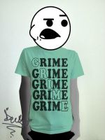 Cereal Guy supports grime. by AreYouDumb