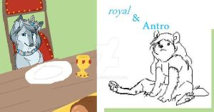 Royal _ antro by sidca
