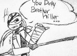 Dirty Brother Killer by Mikibaby94