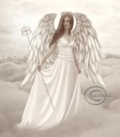 Angel Of Light by kaderart