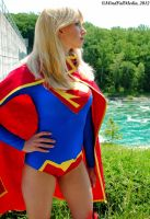 New 52 Supergirl by LeapingLeigh