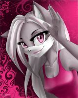 Valerie the Wolf (for Ann-Jey) by TanyaBengalTiger