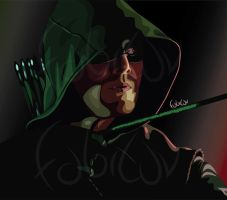 The Arrow (vectors) by FabiLuv