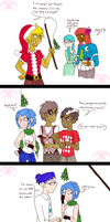 TFCC: Cops' Holiday Party by KPenDragon