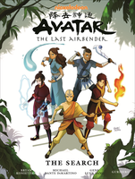 Avatar - The Search Hard Cover by antomori