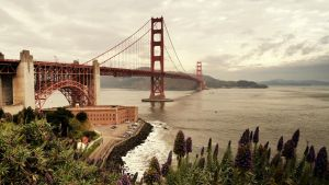 Golden Gate Bridge II by esee