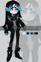 AUCTION - Invader - (CLOSED) by Terrific-Adopts