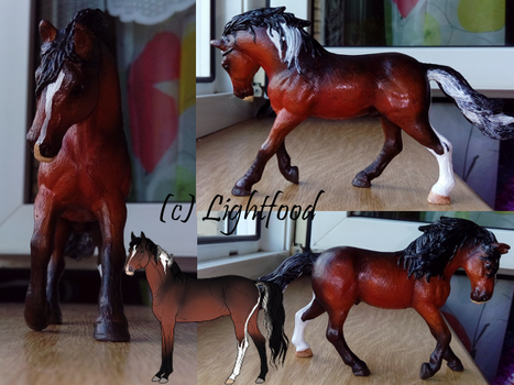 Repaint Excalibur by Lightfood