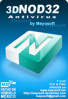 3D NOD 32 Antivirus by Mayosoft