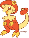 .:Pokeddex Challenge:.Favourite Fighting - Breloom by 0Shiny0