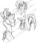More sketches by Edheloth