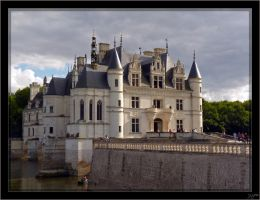 Chenonceaux - 6 by J-Y-M