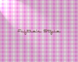 Fifties Styles - Pink - by iAmFreeman