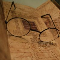 The Marauder's Glasses. II by Noctelux