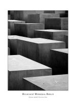 Holocaust Memorial Berlin by dekleene