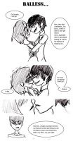 Overprotective Brother: Balless... by EA-Senpai