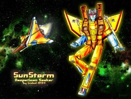 SunStorm, for Artemis Prime by Ameban