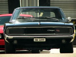 black charger rt II by AmericanMuscle