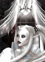 White Elfs Night by sweetpoison67
