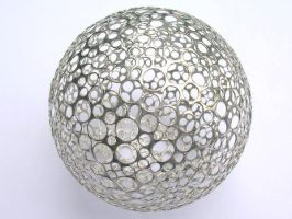 metal sphere by usch