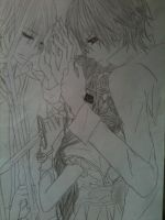 Vampire Knight by FluffyBunny710
