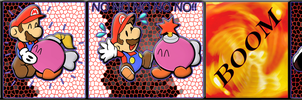 mario and bombette by IcAnDrAwLiN3S930