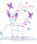 Sylveon by KendraTheShinyEevee