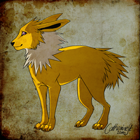 Jolteon by CatherineSt