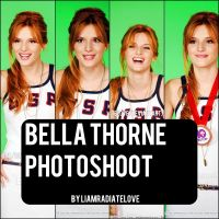 Bella Thorne Photoshoot. 003 by LiamRadiateLove