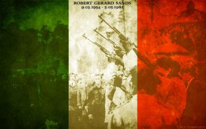 Tribute to Robert Bobby' Sands by Skoll992