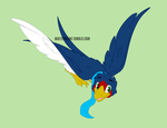 31 Days of RG #6 - Favorite Flying Type by SassCannon
