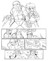 tmnt ch1 pg5 by WolffangComics
