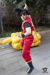 TEEN GOKU by SONGOKU-COSPLAY