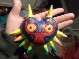 Majora's Mask size by jojo263