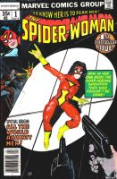 Custom Action Figure Spider-woman #1 Cover Tribute by ayelid