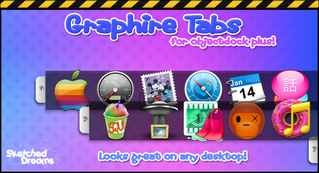 Graphire Tabs by sketched-dreams