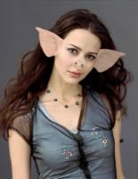Amy Acker Pig Morph (Request) by TGLOVER28