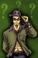 Riddler by Fikus by dartbaston