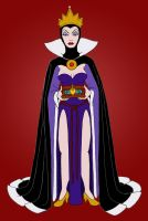 The Evil Queen by Papillon82