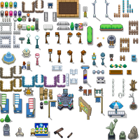 Pokemon Gaia Project Tileset 3 by zetavares852