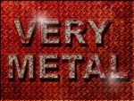 WALLPAPER - Very Metal by Ninja-Ryo
