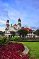 Lawang Sewu by systemartic