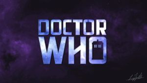Doctor Who logo redesign by ginovanta