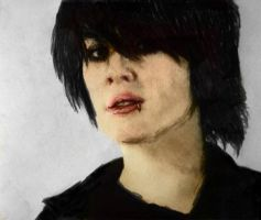 Brody Dalle Color by FortyThreePercent