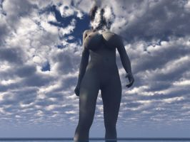 Vue giantess (old) 8 by nyom87