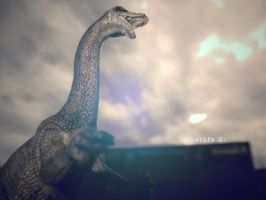 Dinosaur. by justzed
